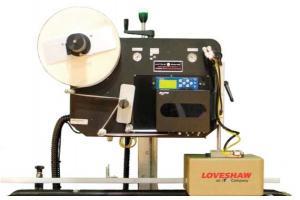 LX-80打印贴标机